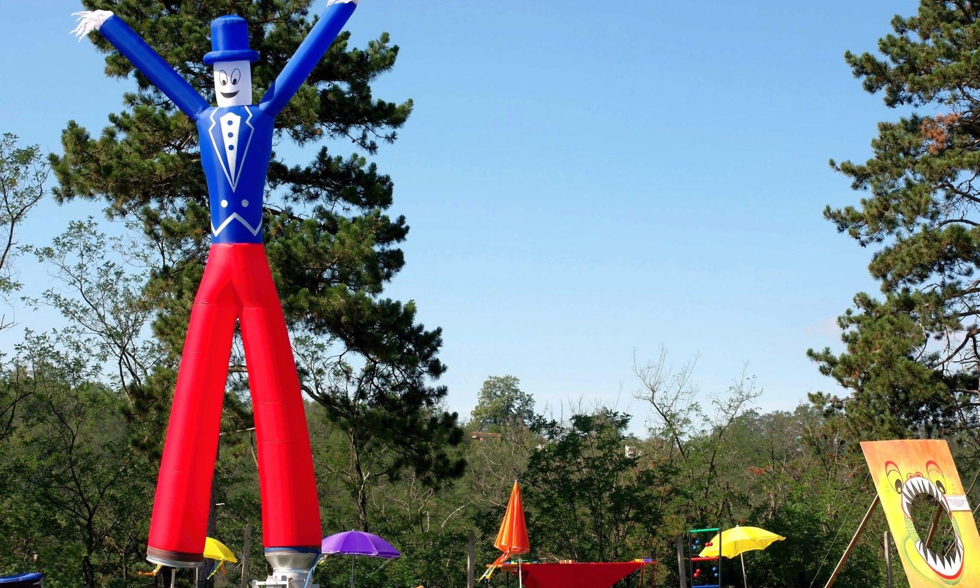 BIANCA AGENCY - Dětské dny, Karnevaly, Firemní akce